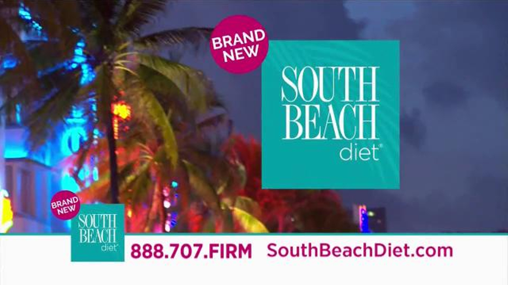 South Beach Diet TV Commercial, 'Reset Your Body'