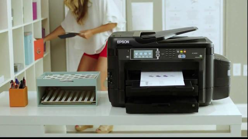 Epson EcoTank TV Commercial, 'More Everything' - Video