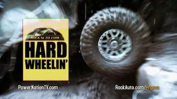 RockAuto Xtreme Off Road Adventure Sweepstakes TV Spot, 'Hard Wheelin' - Thumbnail 1