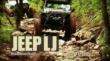 RockAuto Xtreme Off Road Adventure Sweepstakes TV Spot, 'Hard Wheelin' - Thumbnail 2