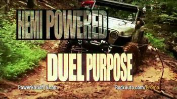 RockAuto Xtreme Off Road Adventure Sweepstakes TV Spot, 'Hard Wheelin' - Thumbnail 3