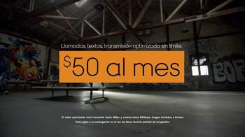 Boost Mobile Libérate Sin Límite TV Spot, 'Un mundo sin límite' [Spanish] - Thumbnail 5