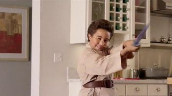 Kid Cuisine Galactic Chicken Breast Nuggets TV Spot, 'Junior Jedi' - 619 commercial airings
