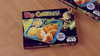 Kid Cuisine Galactic Chicken Breast Nuggets TV Spot, 'Junior Jedi' - Thumbnail 5