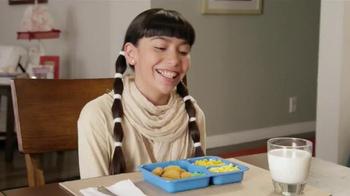 Kid Cuisine Galactic Chicken Breast Nuggets TV Spot, 'Junior Jedi' - Thumbnail 6