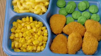 Kid Cuisine Galactic Chicken Breast Nuggets TV Spot, 'Junior Jedi' - Thumbnail 7
