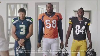 Madden NFL 17 TV Spot, 'People Skills' Feat. Russell Wilson, Marshawn Lynch - 268 commercial airings
