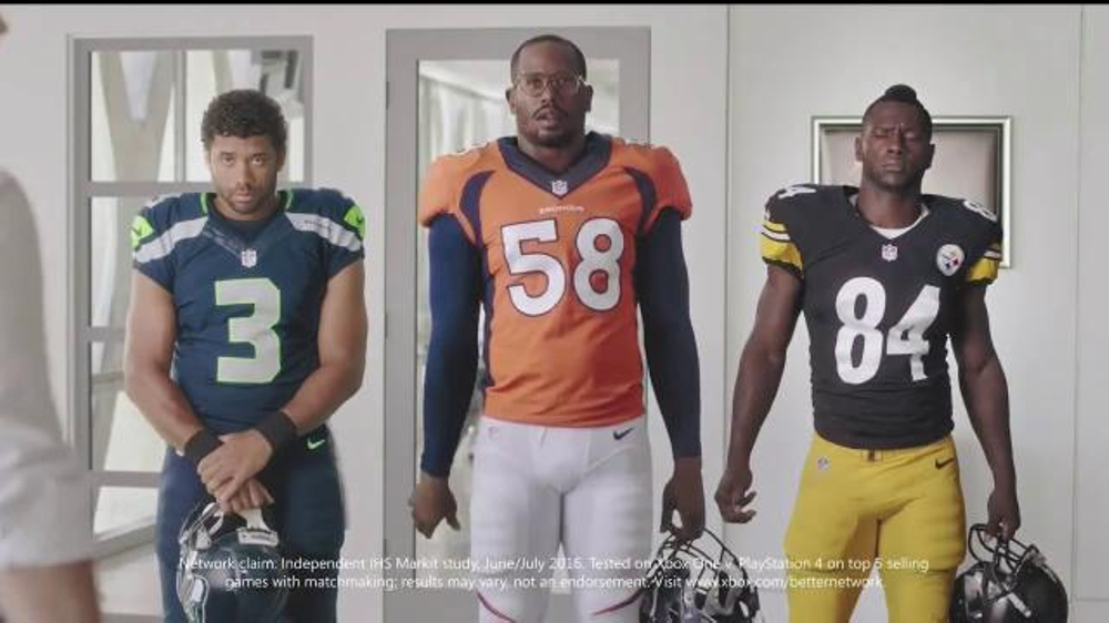2e7fc1b1 Madden NFL 17 TV Commercial, 'People Skills' Feat. Russell Wilson, Marshawn  Lynch - iSpot.tv