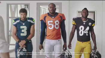 Madden NFL 17 TV Spot, \'People Skills\' Feat. Russell Wilson, Marshawn Lynch