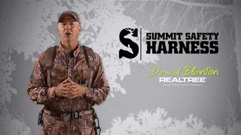 Summit Men's Pro Safety Harness TV Spot, 'Snug Fit' - 105 commercial airings