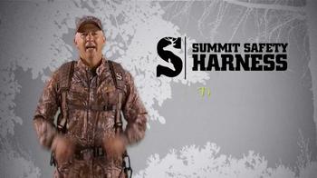 Summit Men's Pro Safety Harness TV Spot, 'Snug Fit' - Thumbnail 1
