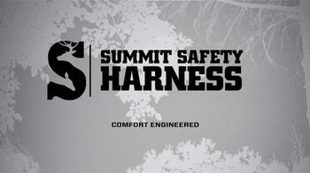 Summit Men's Pro Safety Harness TV Spot, 'Snug Fit' - Thumbnail 6