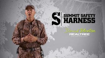 Summit Men's Pro Safety Harness TV Spot, 'Snug Fit'