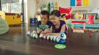Fisher Price Think & Learn Code-a-Pillar TV Spot, 'Disney Junior: Action'