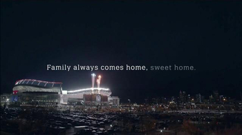 NFL TV Spot, 'Football Is Family: Home Sweet Home' Featuring Von Miller - Thumbnail 8