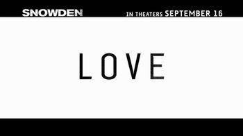 Snowden - Alternate Trailer 18