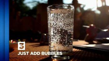 Aquafina Sparkling TV Spot, 'USA Network: Twist'
