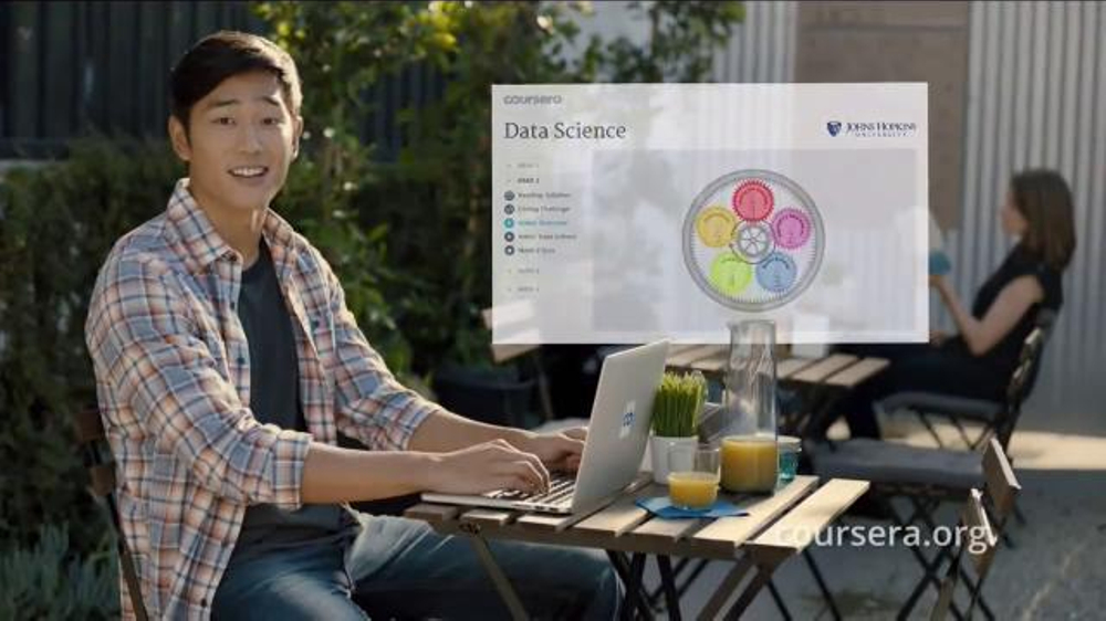 Coursera TV Commercial, 'Affordable Online Courses' - Video