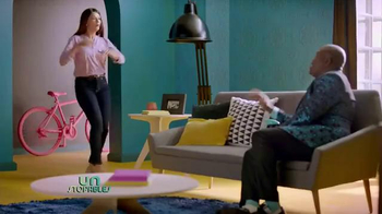 Downy Unstopables Fabric Refresher TV Spot, 'Feisty' Feat. Tituss Burgess - Thumbnail 1