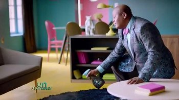 Downy Unstopables Fabric Refresher TV Spot, 'Feisty' Feat. Tituss Burgess - Thumbnail 5