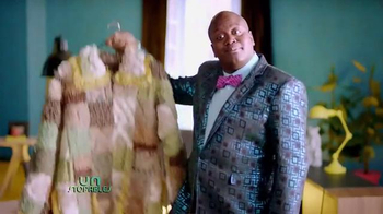 Downy Unstopables Fabric Refresher TV Spot, 'Feisty' Feat. Tituss Burgess - Thumbnail 6