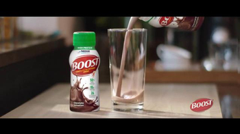 Boost Complete Nutritional Drink High Protein TV Spot, \'The Inside Track\'