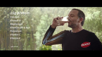 Boost Complete Nutritional Drink High Protein TV Spot, 'The Inside Track' - Thumbnail 7