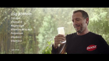 Boost Complete Nutritional Drink High Protein TV Spot, 'The Inside Track' - Thumbnail 8