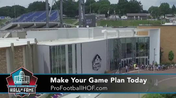 Pro Football Hall of Fame TV Spot, 'Fall Football Fix' - Thumbnail 10
