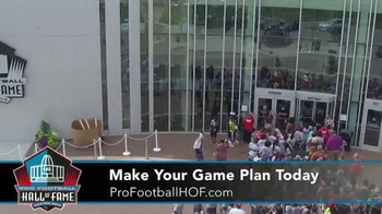 Pro Football Hall of Fame TV Spot, 'Fall Football Fix' - Thumbnail 8