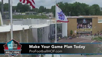 Pro Football Hall of Fame TV Spot, 'Fall Football Fix' - Thumbnail 9