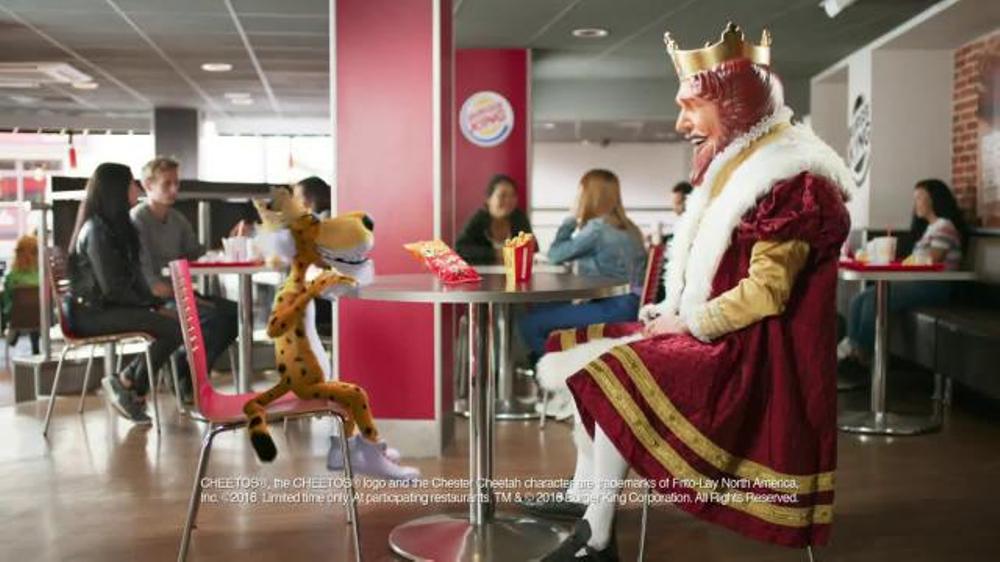 Burger King TV Commercial, 'Exchange'
