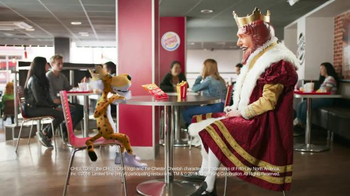 Burger King TV Spot, 'Exchange' - 4413 commercial airings