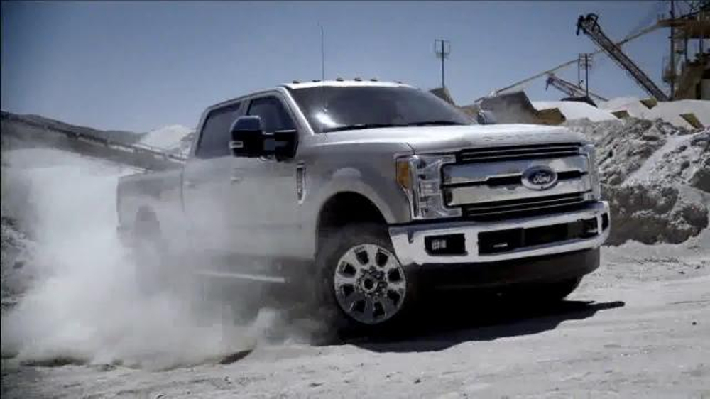 Ford F-Series TV Commercial, 'Official Truck of the NFL'