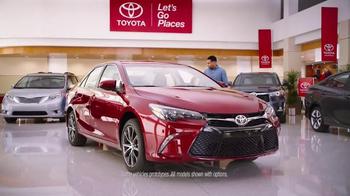 2017 Toyota Camry TV Spot, 'Mind Reader' - Thumbnail 1