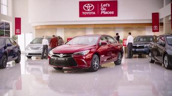 2017 Toyota Camry TV Spot, 'Mind Reader' - Thumbnail 10