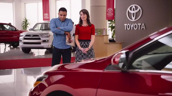2017 Toyota Camry TV Spot, 'Mind Reader'