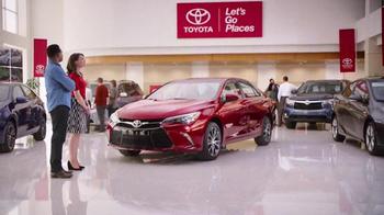 2017 Toyota Camry TV Spot, 'Mind Reader' - Thumbnail 7