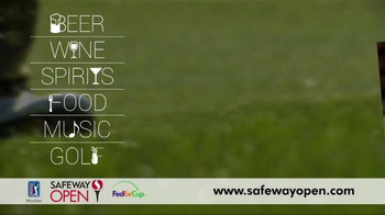 2016 Safeway Open TV Spot, 'Silverado Resort in Napa' - Thumbnail 3