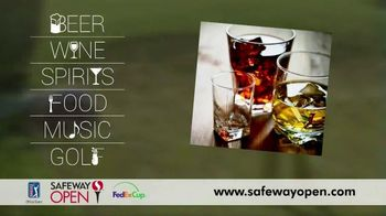 2016 Safeway Open TV Spot, 'Silverado Resort in Napa' - 32 commercial airings