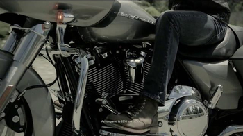 Harley-Davidson Discover More Open House TV Spot, '2017 Touring Lineup' - Thumbnail 5