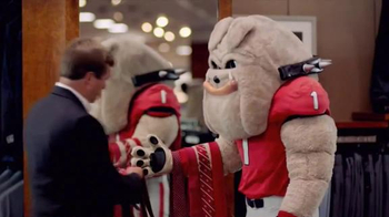 Belk TV Spot, 'SEC Network: Georgia Red' Featuring Kirby Smart, Sara Walsh - Thumbnail 2