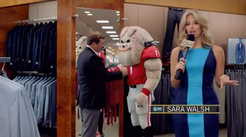 Belk TV Spot, \'SEC Network: Georgia Red\' Featuring Kirby Smart, Sara Walsh