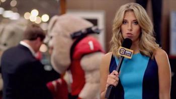 Belk TV Spot, 'SEC Network: Georgia Red' Featuring Kirby Smart, Sara Walsh - Thumbnail 6