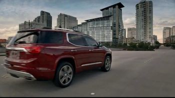 2017 GMC Acadia TV Spot, 'Maestro: Standing Ovation' [T1] - 4405 commercial airings