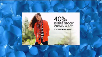 Belk Anniversary Sale TV Spot, 'Fall's Best Looks' - Thumbnail 6