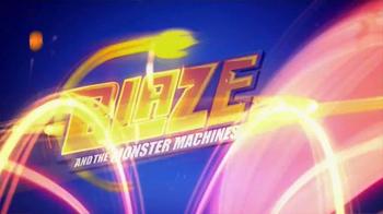 Transforming R/C Blaze TV Spot, 'Race Car & Monster Machine' - Thumbnail 1