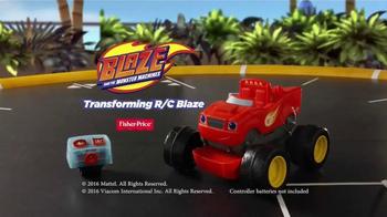 Transforming R/C Blaze TV Spot, 'Race Car & Monster Machine' - Thumbnail 9