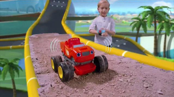 Transforming R/C Blaze TV Spot, 'Race Car & Monster Machine'