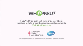 American Lung Association TV Spot, 'Who Pneu: Pam's Story' - Thumbnail 10